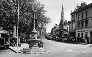 Photo of Horsham, the Carfax c1950