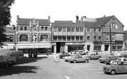 Hucknall, Co-Operative House c.1965