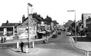 Hucknall, High Street c.1965