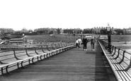 Hunstanton, From Pier 1907