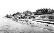 Hunstanton, From The Pier 1908