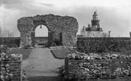 Hunstanton, Garden Of Rest 1921