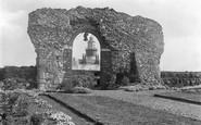 Hunstanton, Garden Of Sleep 1921