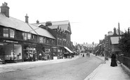 Hunstanton, High Street 1907