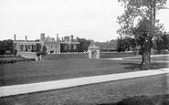Hunstanton, Old Hall 1893