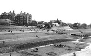 Hunstanton, The Beach 1907