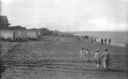 Hunstanton, The Beach 1921