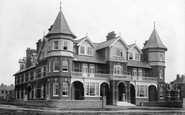 Hunstanton, the Glebe Hotel 1901