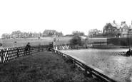 Hunstanton, The Green 1891