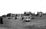 Hunstanton, The Green 1901