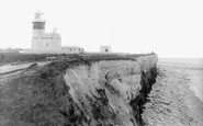 Hunstanton, The Lighthouse 1898