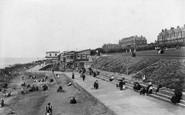 Hunstanton, The Parade 1907