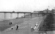 Hunstanton, The Promenade 1901