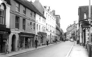 Huntingdon, High Street c1965