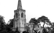 Ibstock, St Deny's Church c.1965
