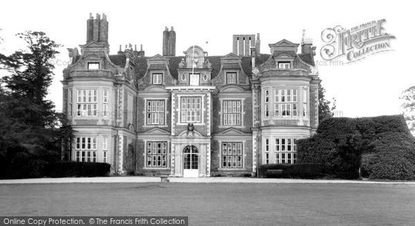 Ickenham, Swakeleys House c.1965