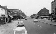 Ilford, Barkingside High Street c1965