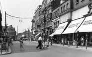 Ilford, the High Road 1948