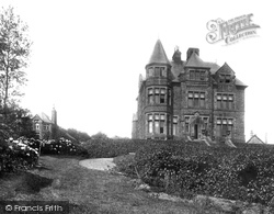 Ilkley, the Semon Convalescent Home 1900