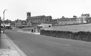 Illingworth, Keighley Road c.1960