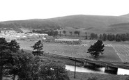 Innerleithen, General View c.1955