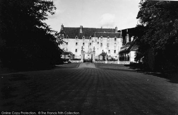 Innerleithen, Traquair House 1950
