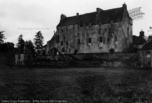 Innerleithen, Traquair House 1950
