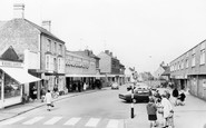 Irthlingborough, High Street 1969