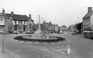 Irthlingborough, the Cross 1969