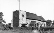 Isle Of Grain, St James Church c1955