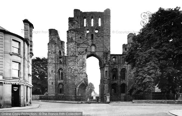 Kelso, Abbey 1950