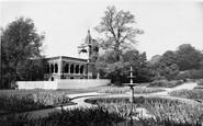 Kensington, Holland Park Gardens c.1965