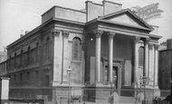 Kensington, Palace Chapel 1899