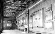 Kensington, Palace, King's Gallery 1899
