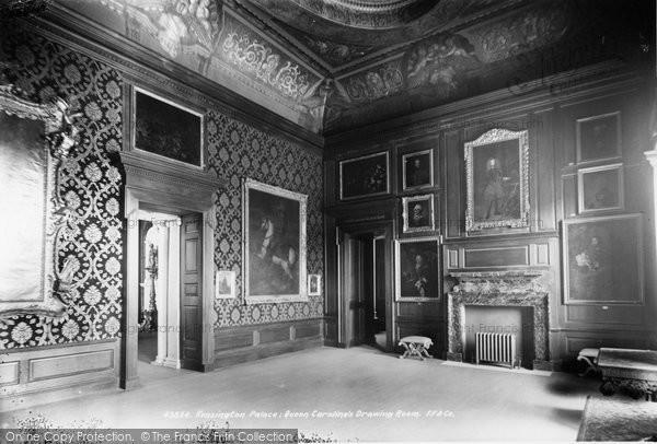 Kensington Palace Queen Caroline 39 S Drawing Room 1899