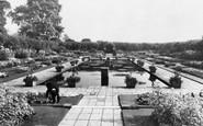 Kensington, Sunken Gardens, Kensington Place c.1965