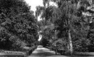 Kensington, The Gardens 1899