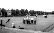 Kettering, Bowling Green c.1965