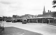 Kettering, Bus Station c.1965