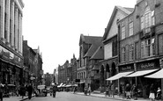 Kettering, Gold Street c.1955