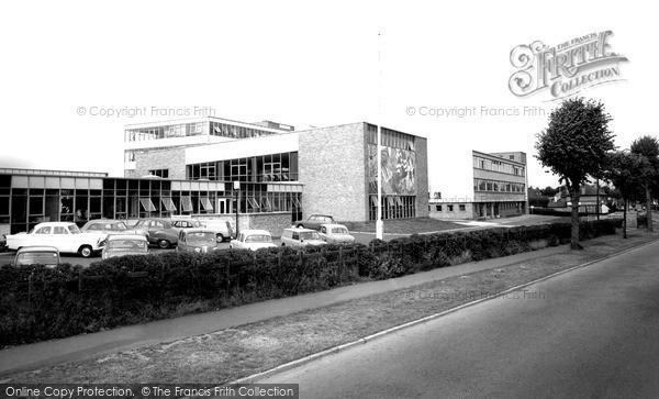 Kettering, Grammar School, Windmill Avenue c.1960