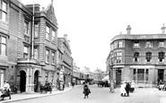Kettering, High Street 1922