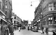 Kettering, High Street c.1950