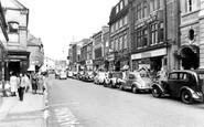 Kettering, High Street c.1955
