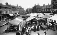Kettering, Market 1922