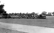 Kettering, Miniature Railway, Wicksteed Park c.1955