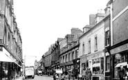 Kettering, Montagu Street c.1950