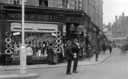 Kettering, Policemen 1922