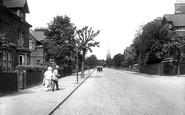 Kettering, Station Road 1922