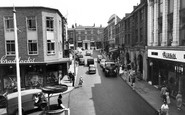 Kidderminster, High Street c1960